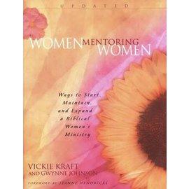 Women Mentoring Women (Vicki Kraft, Gwynne Johnson), Paperback