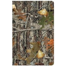 CSB Large Print Sportsman's Bible, Mothwing Camouflage LeatherTouch