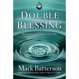 Double Blessing (Mark Batterson), Hardcover
