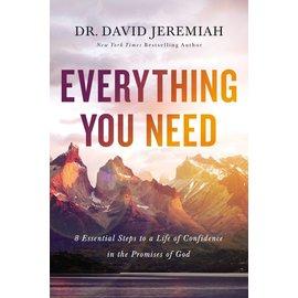 Everything You Need (Dr. David Jeremiah), Hardcover