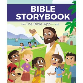 Journey to Jesus Bible Storybook from the Bible App for Kids