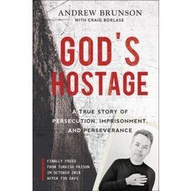 God's Hostage (Andrew Brunson), Hardcover