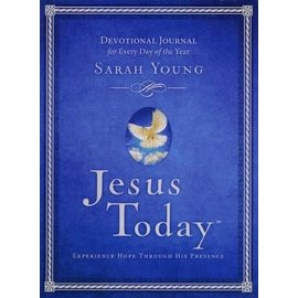 Jesus Today, Devotional Journal (Sarah Young)