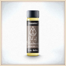 Anointing Oil - Unscented, 1/4 oz