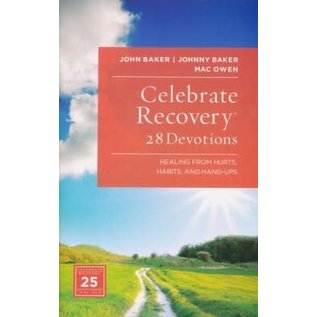 Celebrate Recovery Booklet (John Baker, Johnny Baker)