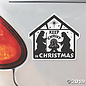 Car Magnet - Keep Christ in Christmas