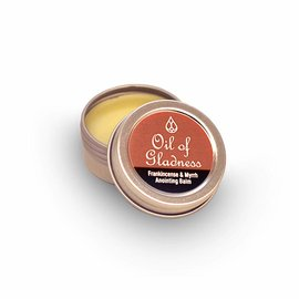 Anointing Oil - Solid Balm: Frankincense & Myrrh