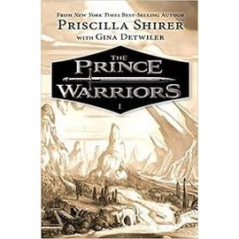 The Prince Warriors #1 (Priscilla Shirer), Hardcover
