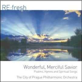 CD - Wonderful, Merciful Savior (Prague Philharmonic Orchestra)