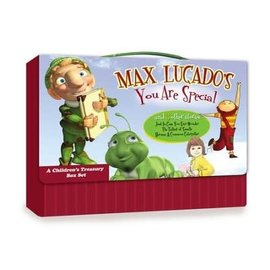 You Are Special +3 stories (Max Lucado)