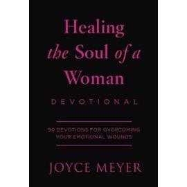 SALE Healing the Soul of a Woman Devotional (Joyce Meyer), Imitation Leather