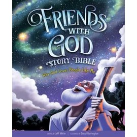 Friends with God Story Bible, Hardcover