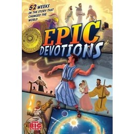 Epic Devotions, Hardcover