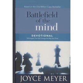 Battlefield of the Mind Devotional (Joyce Meyer), Hardcover