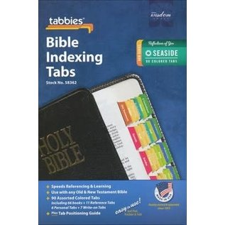 Bible Indexing Tabs - Seaside