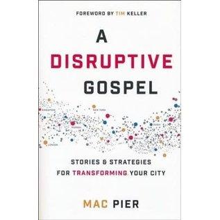 A Disruptive Gospel (Mac Pier), Paperback