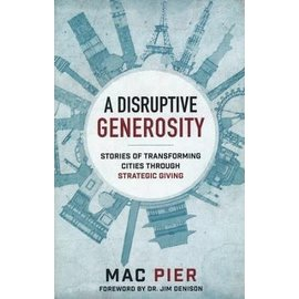 A Disruptive Generosity (Mac Pier), Paperback