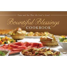 Cookbook - Bountiful Blessings