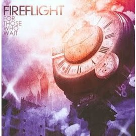 CD - For Those Who Wait (Fireflight)