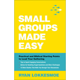 Small Groups Made Easy (Ryan Lokkesmoe), Paperback
