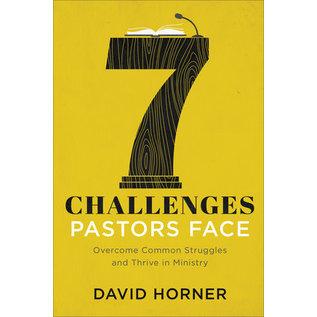7 Challenges Pastors Face (David Horner), Paperback