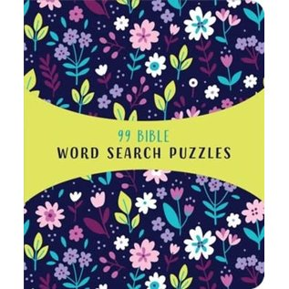 99 Bible Word Search Puzzles