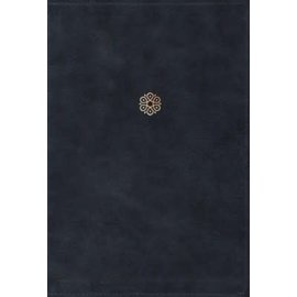 NKJV Woman's Study Bible, Blue Leathersoft, Indexed