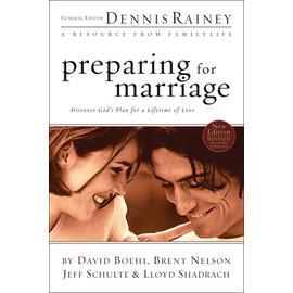 Preparing for Marriage (Dennis Rainey), Paperback