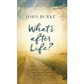 What's after Life? (John Burke), Mass Market Paperback