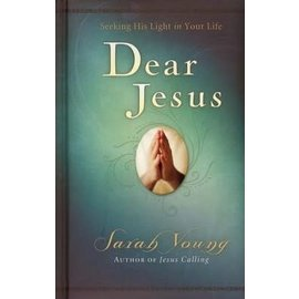 Dear Jesus (Sarah Young), Hardcover
