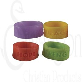 Ring - Christian, Silicone