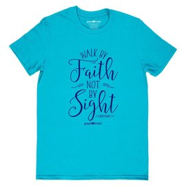 T-shirt - G&T Walk by Faith