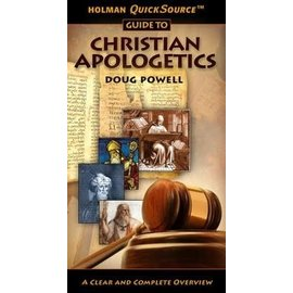 Holman QuickSource Guide to Christian Apologetics (Doug Powell), Paperback
