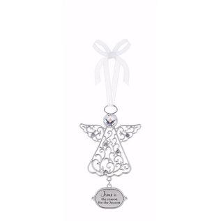 Ornament - Angel, Jesus is the Reason