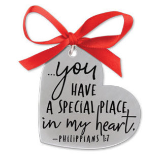 Ornament - With Love: Special Place, Metal