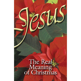 Good News Bulk Tracts: Jesus, The Real Meaning of Christmas