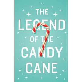 Good News Bulk Tracts: The Legend of the Candy Cane
