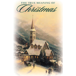 Good News Bulk Tracts: The True Meaning of Christmas (KJV)