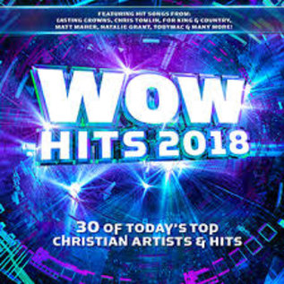 CD - WOW Hits 2018