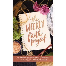 The Weekly Faith Project, Hardcover