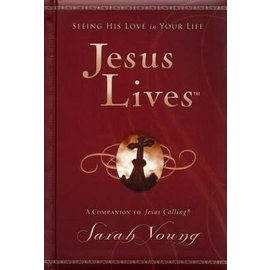 Jesus Lives (Sarah Young), Hardcover