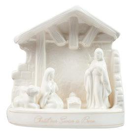 Nativity - Christ Our Savior is Born, Porcelain