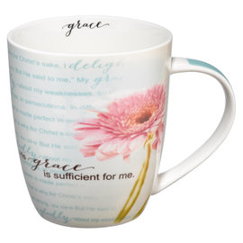 Mug - His Grace is Sufficient