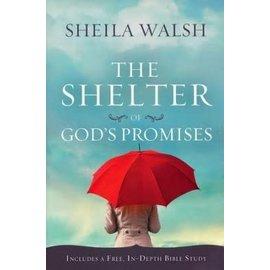 Shelter of God's Promises (Sheila Walsh), Paperback