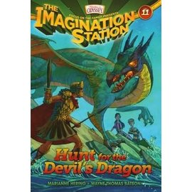 Imagination Station #11: Hunt for the Devil's Dragon (Marianne Hering, Wayne Thomas Batson), Paperback