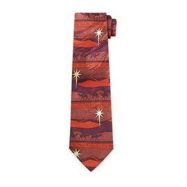 Tie - Wise Men Seek Him, Silk