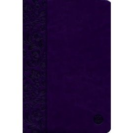 The Passion New Testament with Psalms, Proverbs & Song of Songs, Purple