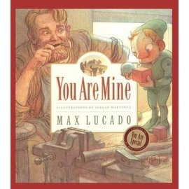 You Are Mine (Max Lucado), Hardcover