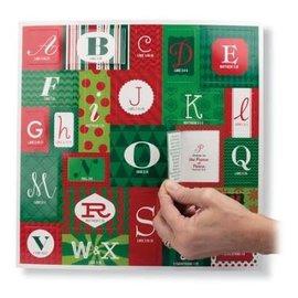Advent Calendar - ABC's of Christmas