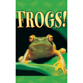Good News Bulk Tracts: Frogs!